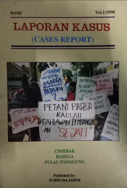 Laporan Kasus (Cases Report) Vol.1/1990