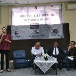 Public Interest Lawyer Berbagi Strategi dan Motivasi