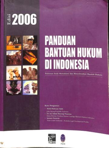 Panduan Bantuan Hukum di Indonesia