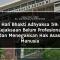 Hari Bhakti Adhyaksa 59 : Kejaksaan Belum Profesional dan Menegakkan Hak Asasi Manusia