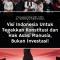 Visi Indonesia Untuk Tegakkan Konstitusi dan Hak Asasi Manusia, Bukan Investasi!