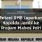 Petani SMB Laporkan Kapolda Jambi ke Propam Mabes Polri