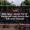 Satu Tahun Jokowi-Ma'ruf : Menginjak-injak Hukum dan Hak Asasi Manusia